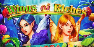 รีวิวสล็อต Wings of Riches