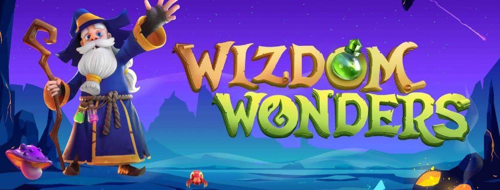 รีวิวเกมสล็อต Wizdom Wonders